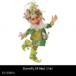 Butterfly Elf Med. $140