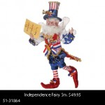 Independence Fairy Sm. $49.95