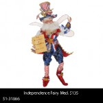 Independence Fairy Med. $135