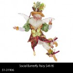 Social Butterfly Fairy $49.95
