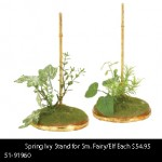 Spring Ivy Stand for Sm. Fairy/Elf Each $54.95